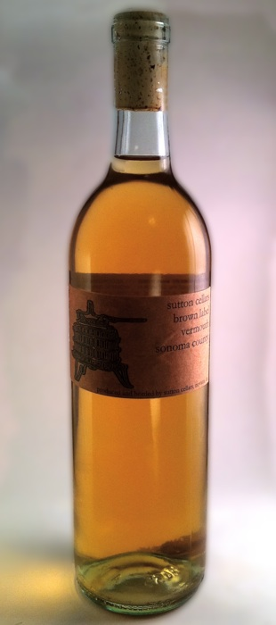 Sutton Cellars Brown Label Vermouth